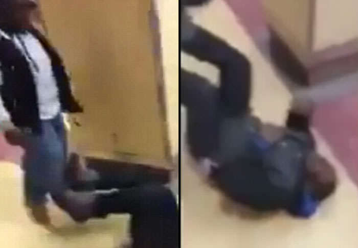 Mother Speaks Out After Shocking Video Shows Disabled Son Being Attacked bullied1