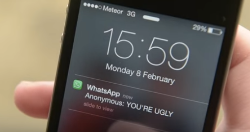 Teenage Lads Film Sends A Powerful Message About Cyberbullying bullyfilm1