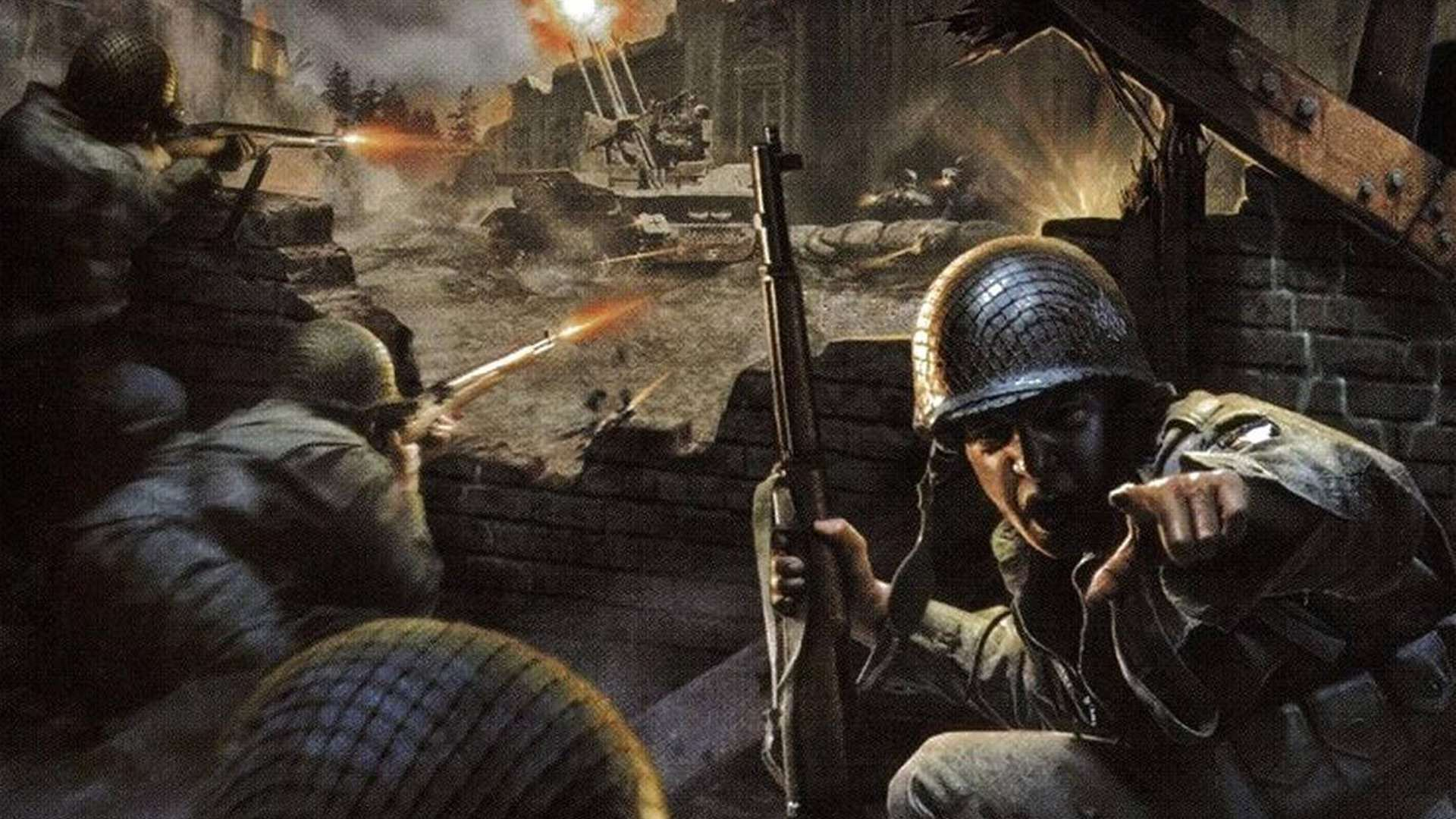 Five Of The Greatest World War 2 Videogames callofduty1920 1448035348374