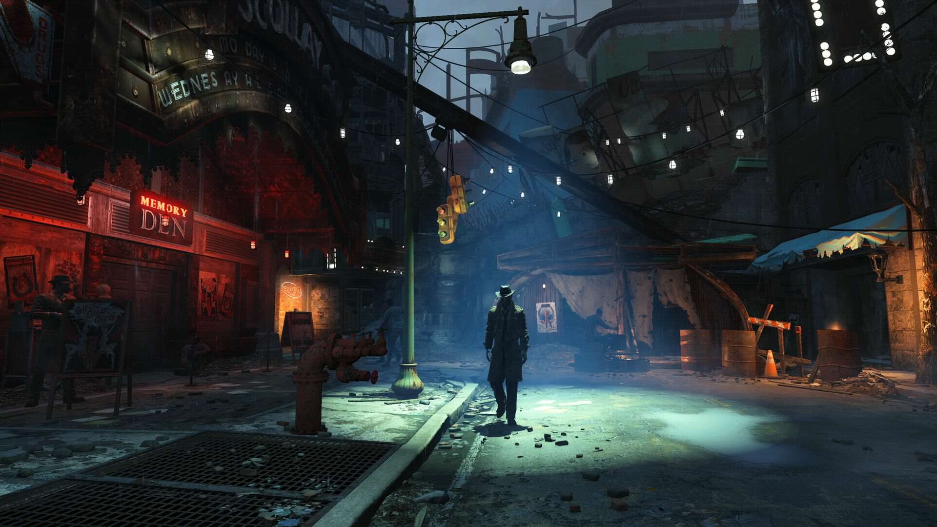 One Mans Mission To Document Every Secret In Fallout 4 cats sharks and ufos 6 super secret locations you need to find in fallout 4 let s go 725839