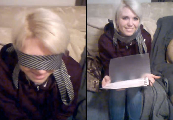 Girl Thinks Shes Getting Valentines Day Surprise, Gets Brutally Dumped Instead cheat 2