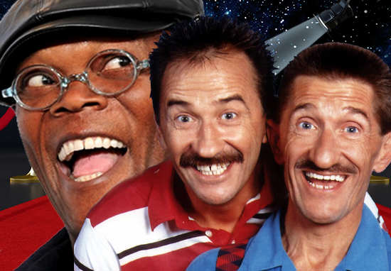 People Reveal Their Brutally Disappointing Encounters With Celebrities chuckle brothers