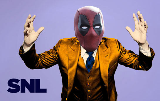 Deadpool Could Be Back On Your Screens Pretty Soon deadpool snl