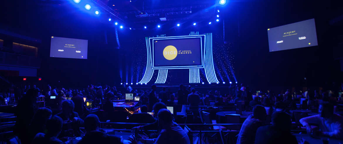 Here Are The 2016 DICE Award Winners dice