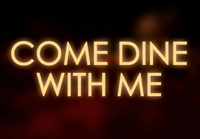 Come Dine With Me Narrator Dave Lamb Appears On Camera, Internet Stunned dine1
