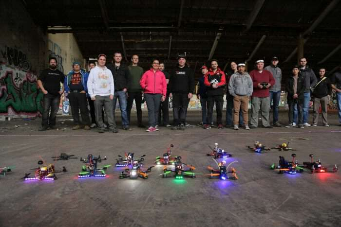 Drone Racing Is The Sport Of The Future And It Looks Amazing drone racing
