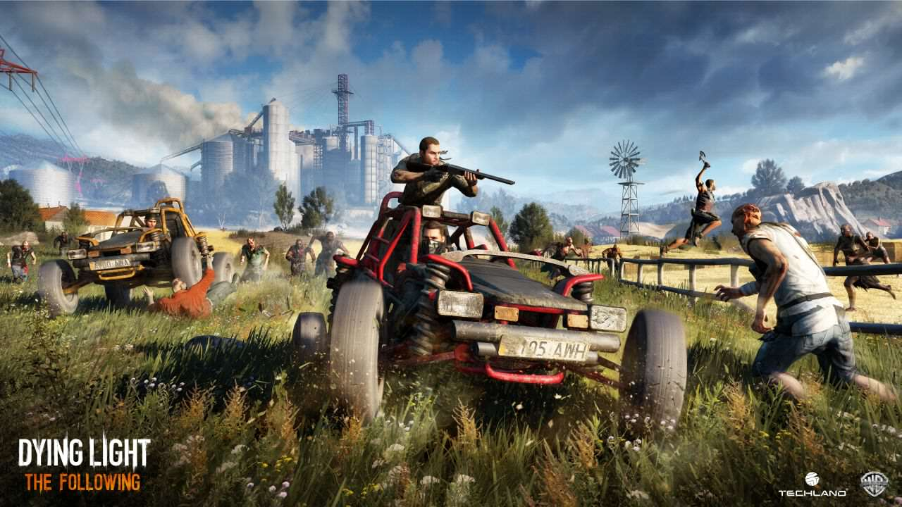 Dying Light Set For More Unannounced Content In 2016 dying light the following