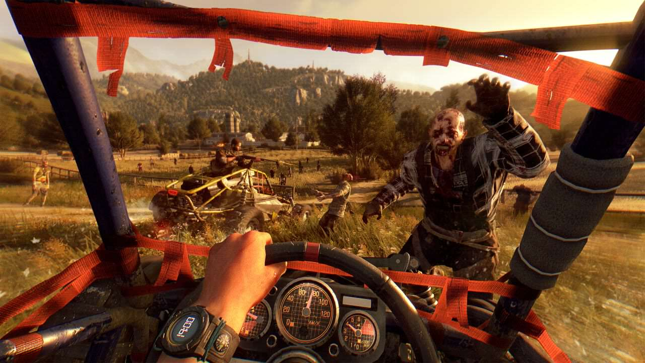 Dying Light: The Following Collectors Edition Costs £6.9 million dying light the following 01