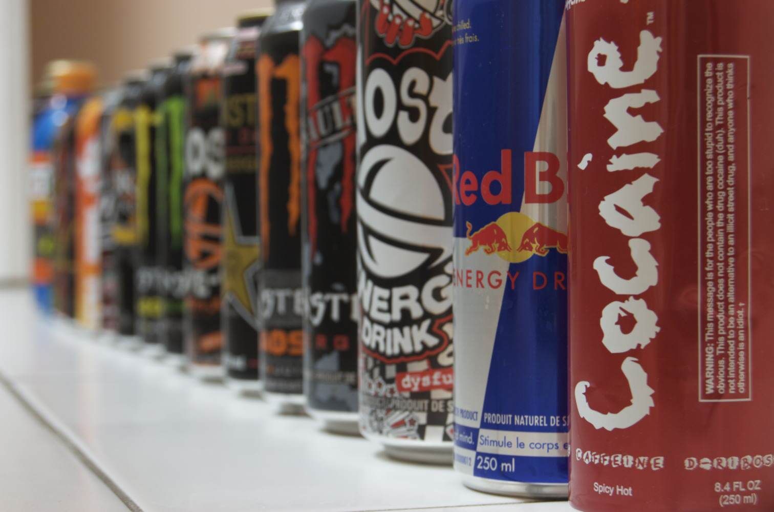 University Bans Energy Drinks Because They Promote Risky Sex energy1