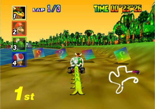 Five Things We All Remember From Mario Kart 64 enhanced buzz 554 1352832833 5 1