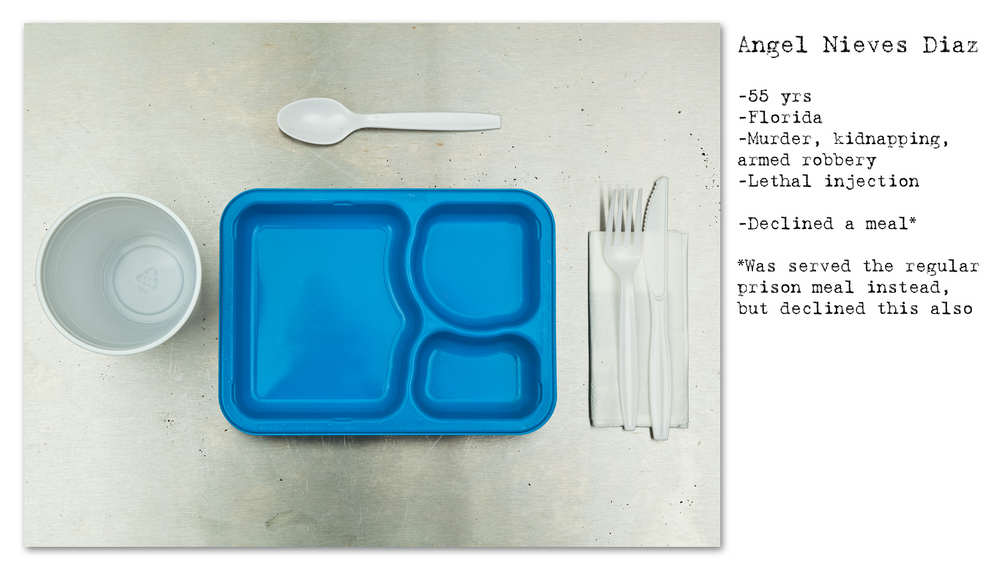 Photographer Recreates The Last Meals Of Infamous Death Row Prisoners enhanced buzz wide 16607 1392713376 13
