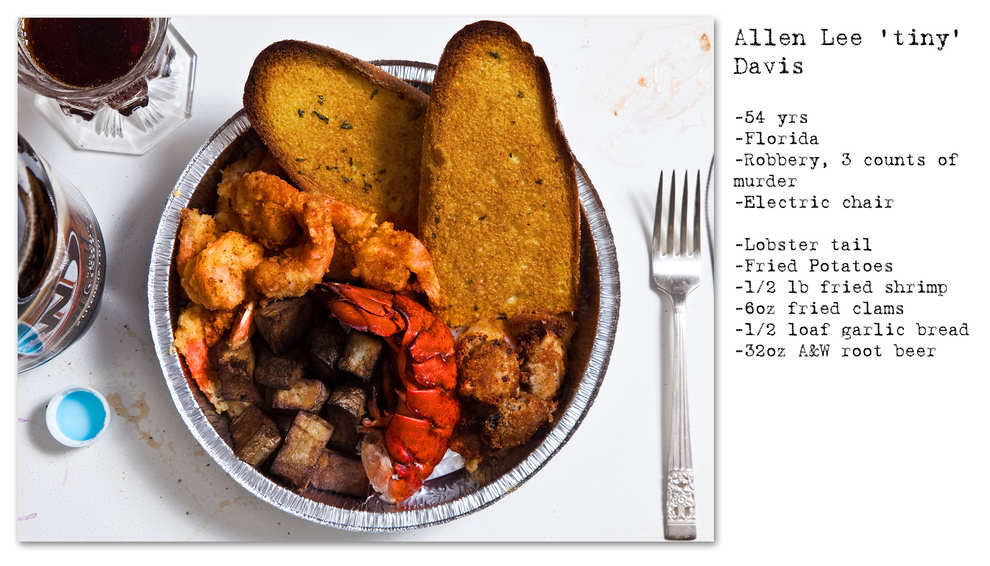 Photographer Recreates The Last Meals Of Infamous Death Row Prisoners enhanced buzz wide 8850 1392713876 12