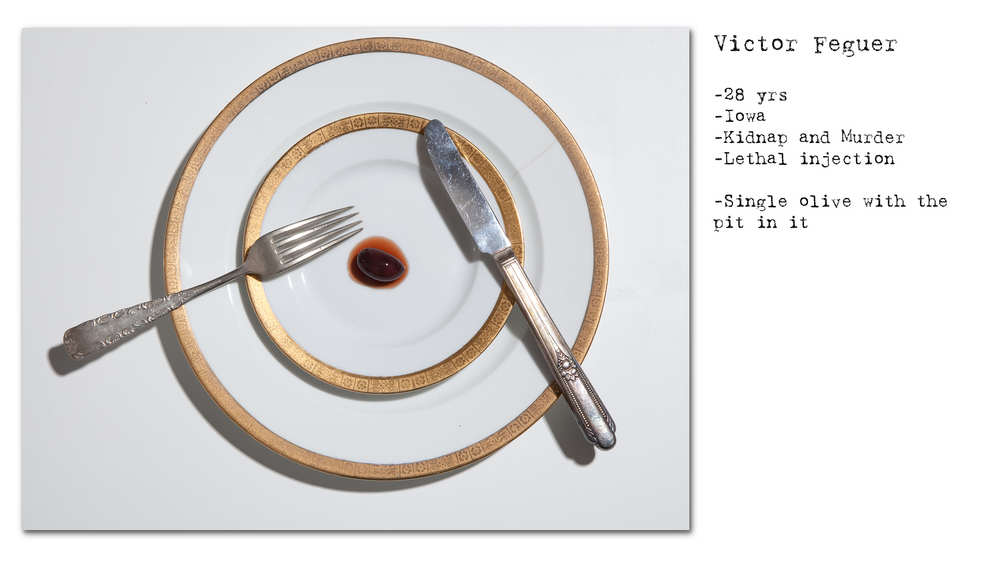 Photographer Recreates The Last Meals Of Infamous Death Row Prisoners enhanced buzz wide 9353 1392712913 17 1