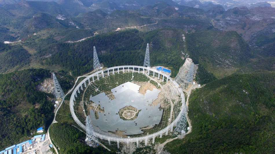 China To Displace 10,000 Humans In Search For Aliens et3
