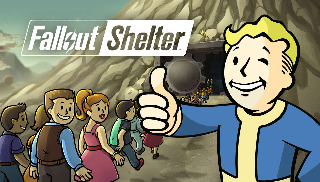 Here Are The 2016 DICE Award Winners fallout shelter4