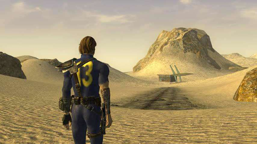 Seven Incredible Fan Remakes Of Classic Games fallout the story new vegas mod