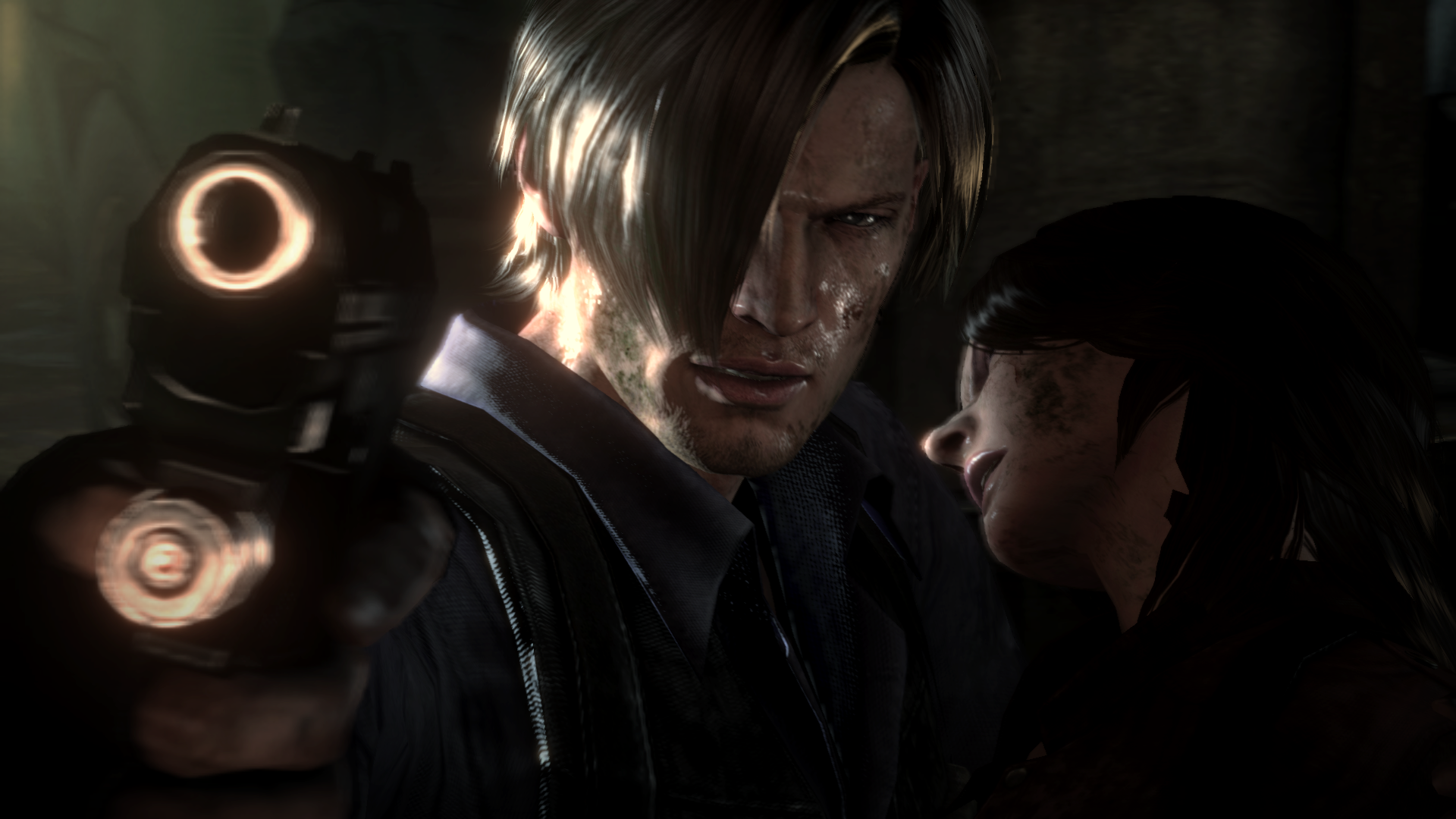 Resident Evil 4, 5, 6 Coming To Playstation 4 And Xbox One fe8df988d3d9f3f5ef53b3a0e56f87a4