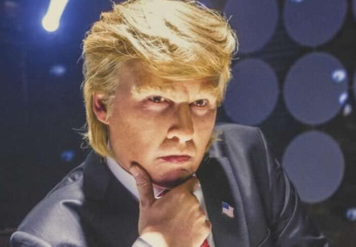 Watch Johnny Depp Impersonate Donald Trump In Hilarious Parody Biopic fod1
