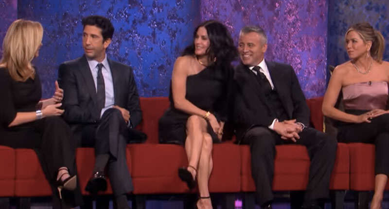Here's The First Glimpse Of The Eagerly Awaited Friends Reunion Special friends fb thumb 1