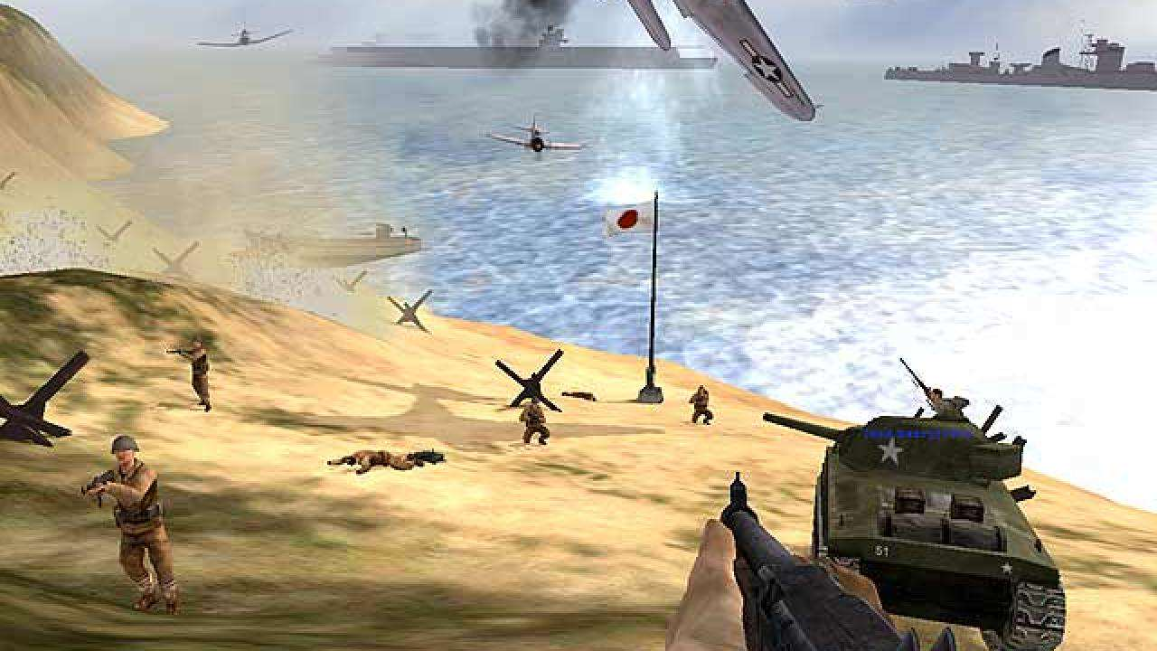 Five Of The Greatest World War 2 Videogames full screen 01 1