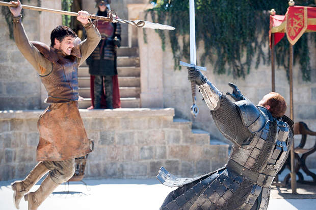 Angry Stuntmen Protest Lack Of Recognition At The Oscars game of thrones20