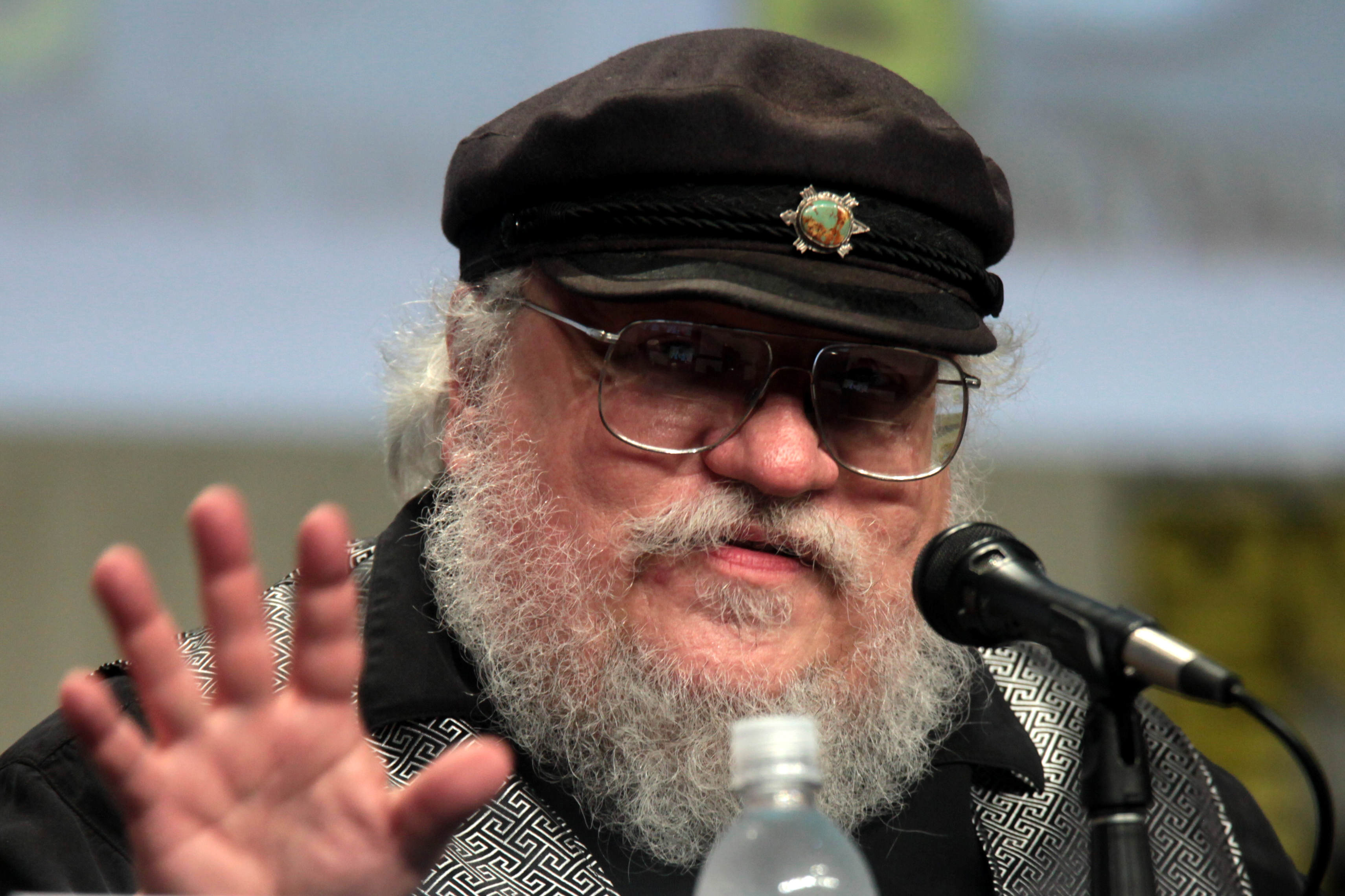 Game Of Thrones Author Has Some Good News For Book Readers georgem