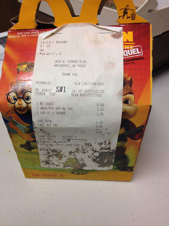 This Is What A Happy Meal Looks Like Six Years After It Was Bought happym1
