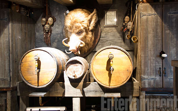 First Look At The Wizarding World Of Harry Potter At Universal Studios harry potter decouvrez les premieres photos du parc dattractions 19