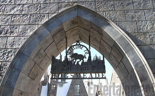 First Look At The Wizarding World Of Harry Potter At Universal Studios harry potter parc 4