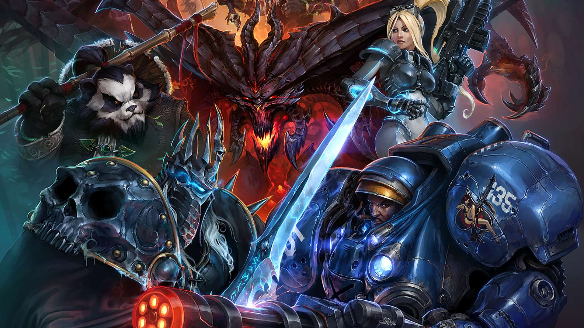 Here Are The 2016 DICE Award Winners heroes storm1