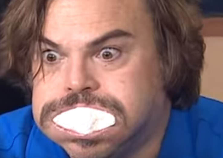 jack black is launching a gaming youtube channel and it looks amazing