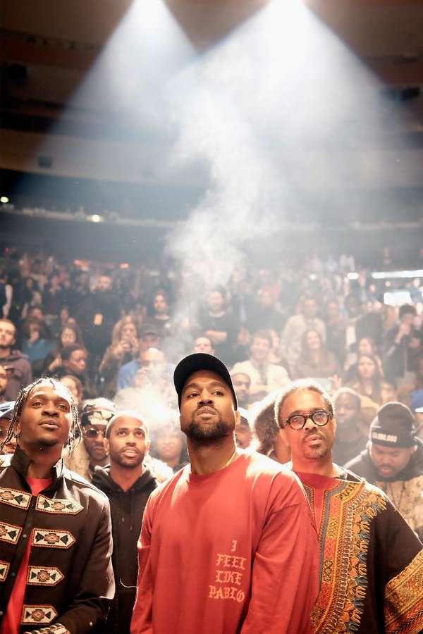 Kanye West Has Just Massively P*ssed Off Taylor Swift And Most People kanye1 1