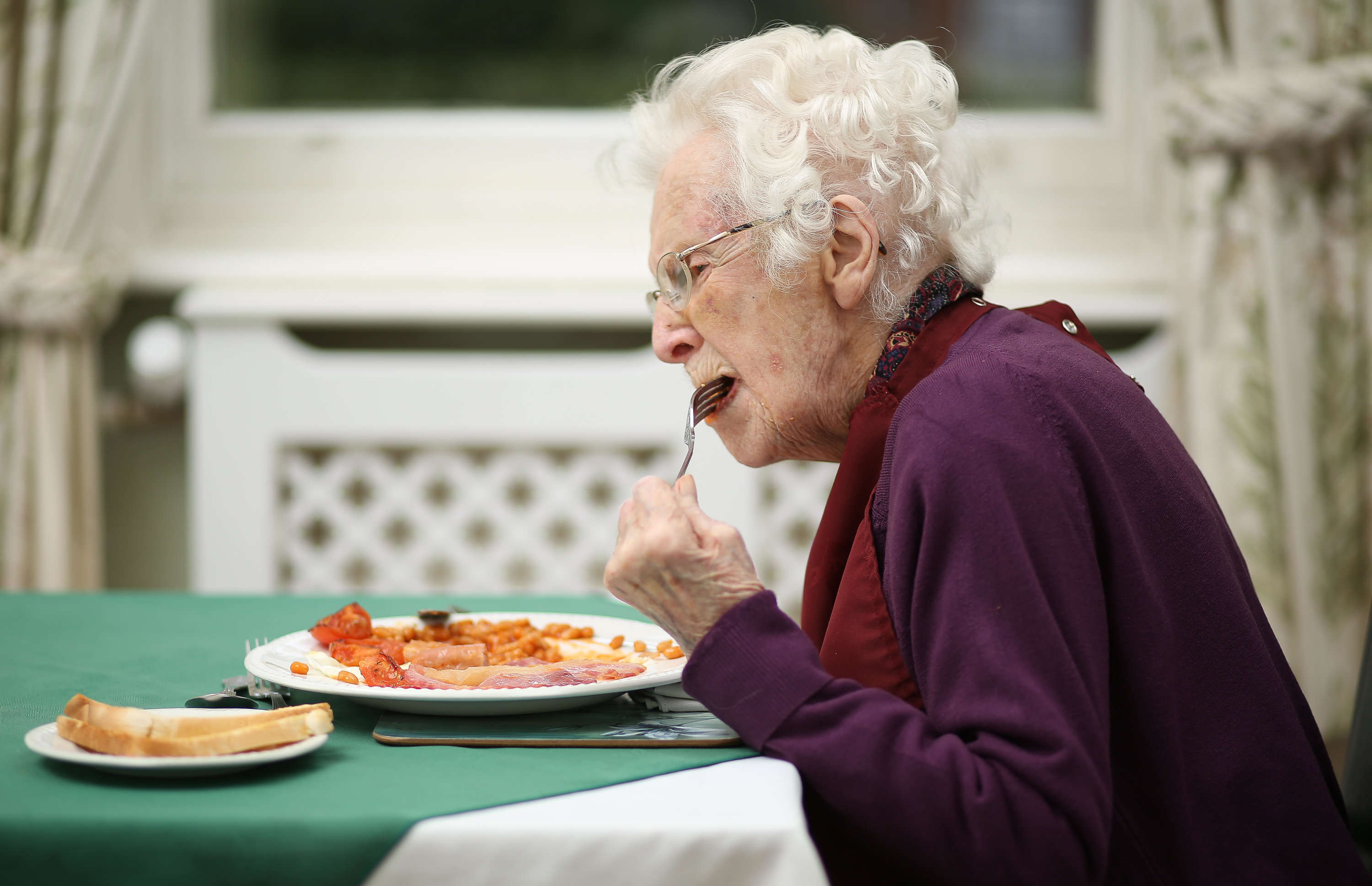 A 105 Year Old Woman Has Revealed The Delicious Secret To A Long Life kathleen3