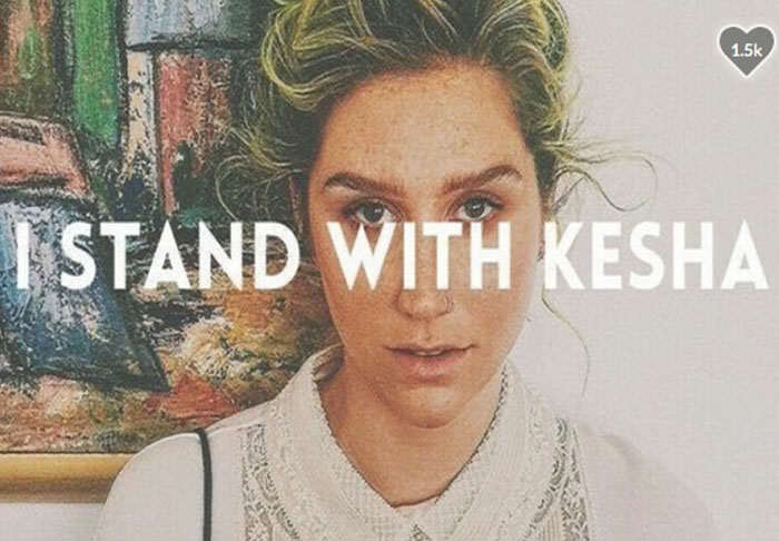 Crowdfunding Campaign To Buy Kesha Out Of Her Sony Deal Goes Viral kesha1
