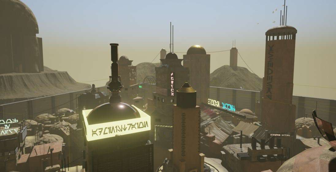 Indie Team Remaking Knights Of The Old Republic In Unreal Engine 4 kotor3