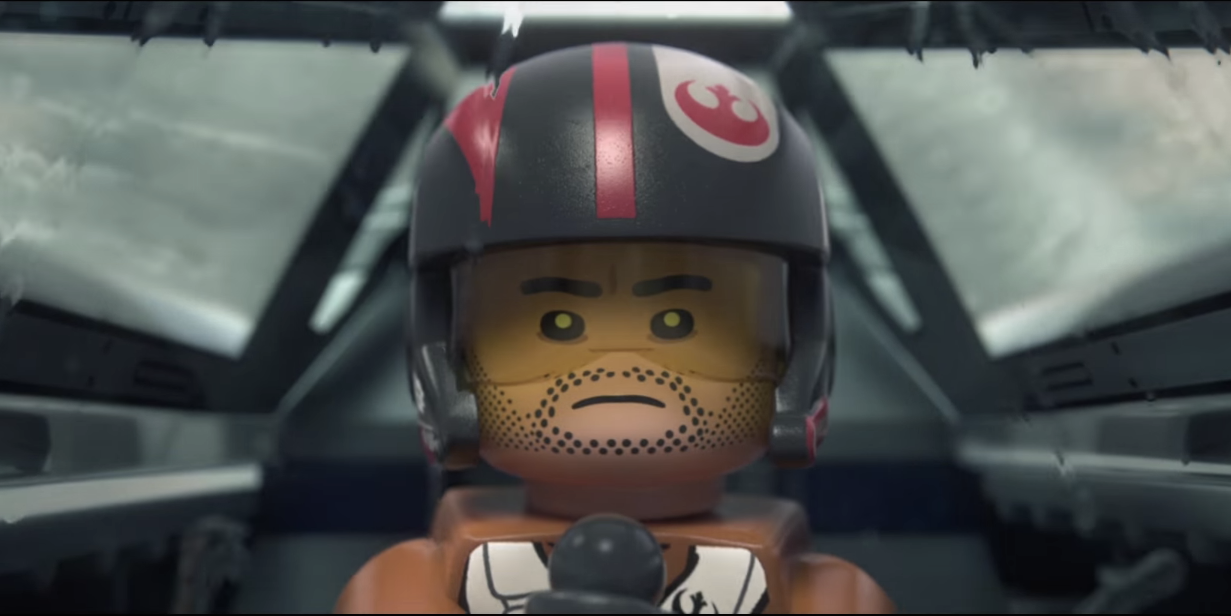 LEGO Star Wars The Force Awakens Will Expand On Films Story lego poe dameron