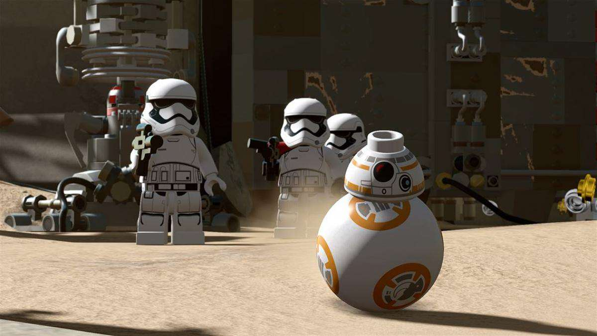 LEGO Star Wars: The Force Awakens Is Happening lego star wars the force awakens screenshot 14 1138.0 0