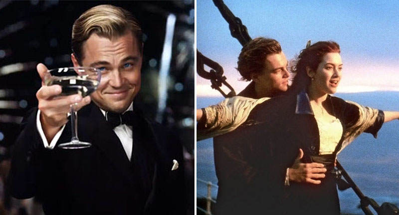 Check Out Every Leonardo DiCaprio Movie In Epic Seven Minute Video leo movies FB