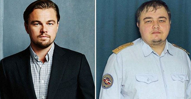 This Leonardo DiCaprio Lookalike Has His Own Reality TV Show leo2 1