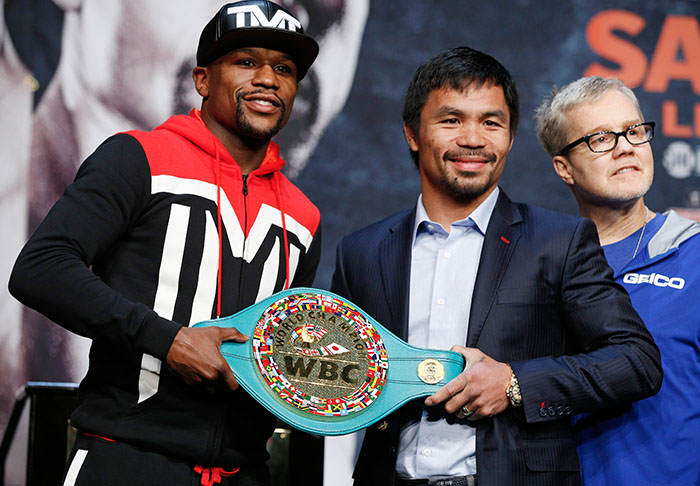 Waiter Suing Manny Pacquiao For $8.6m Over Mayweather Fight manny1 1
