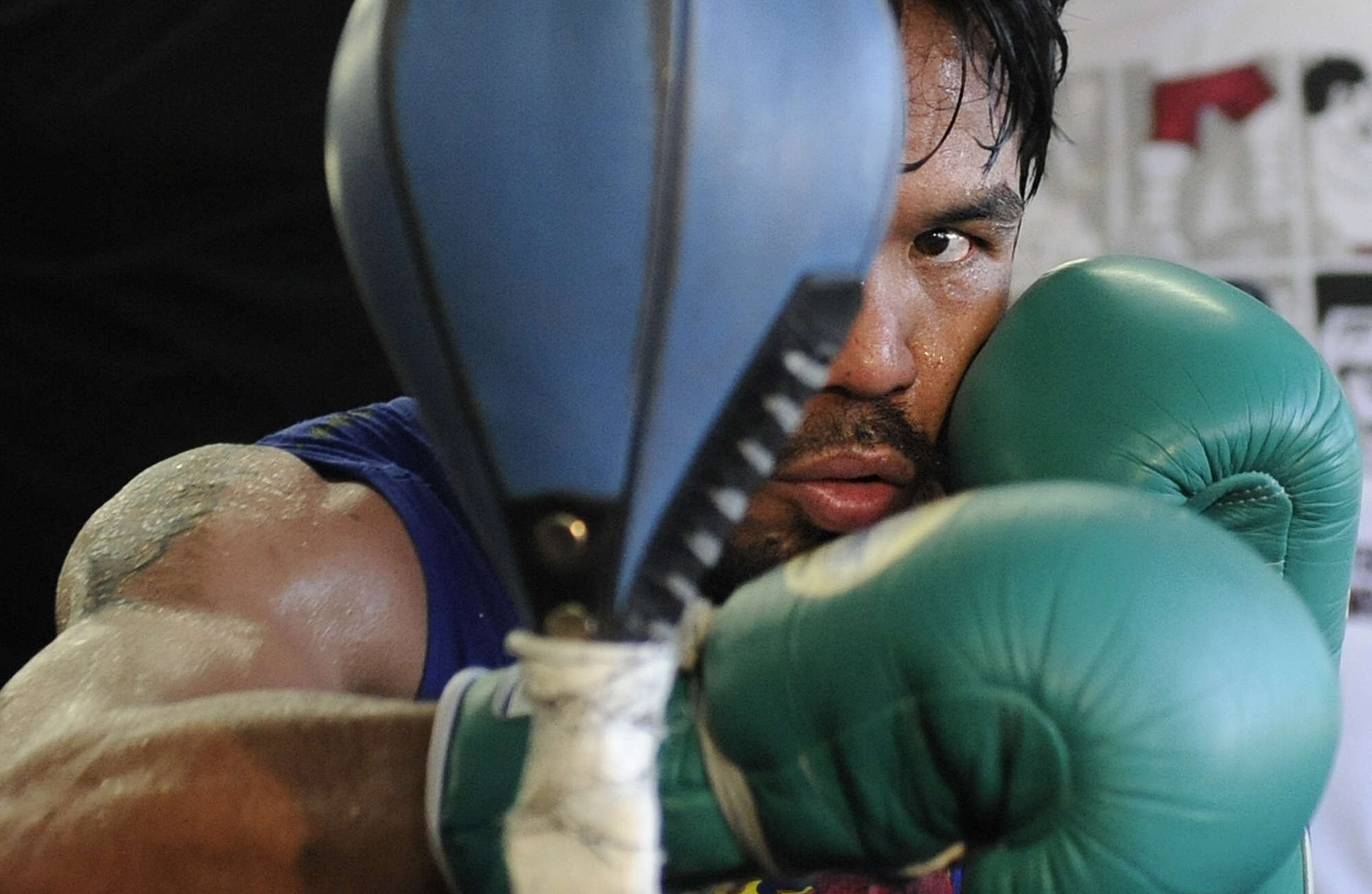 Manny Pacquiao Faces Backlash After Disgusting Homophobic Comments manny55