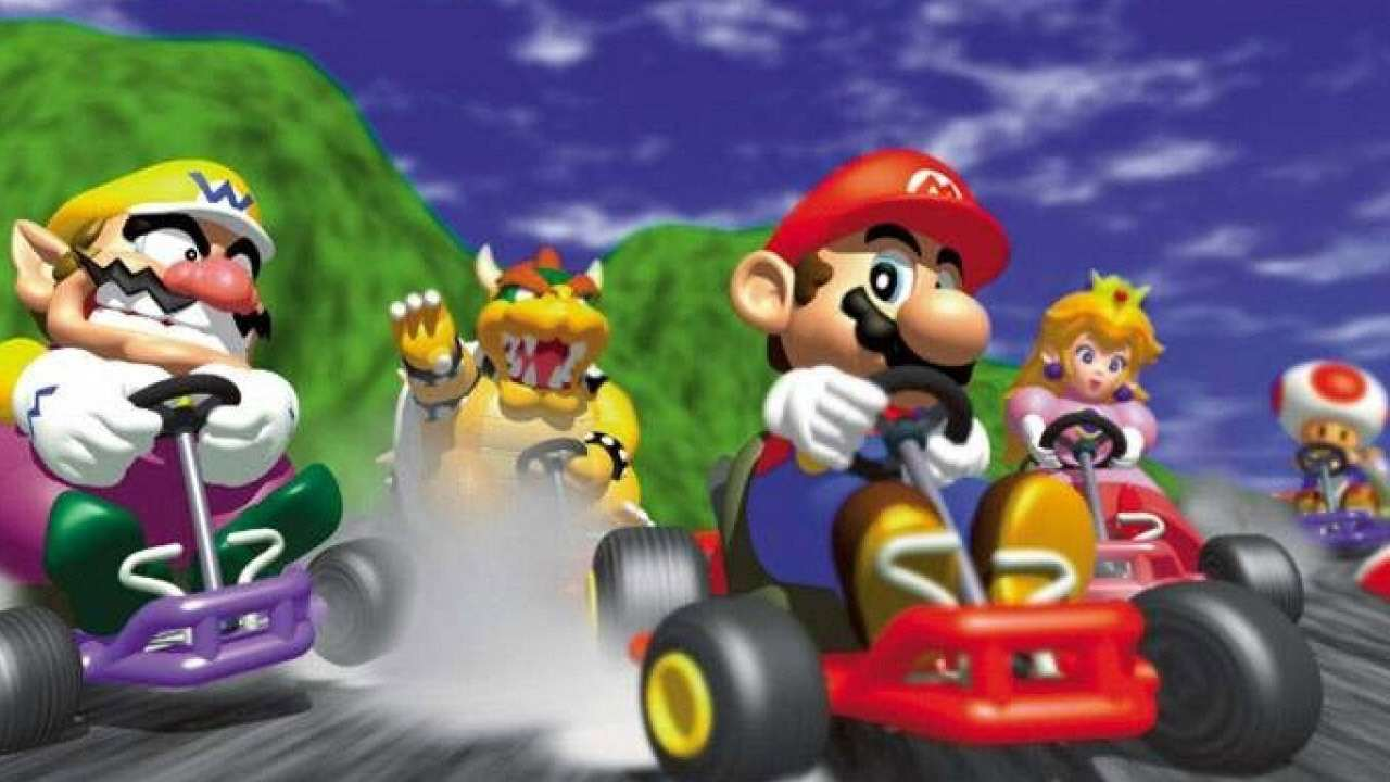 Five Things We All Remember From Mario Kart 64 mariokart641280 1444090314728