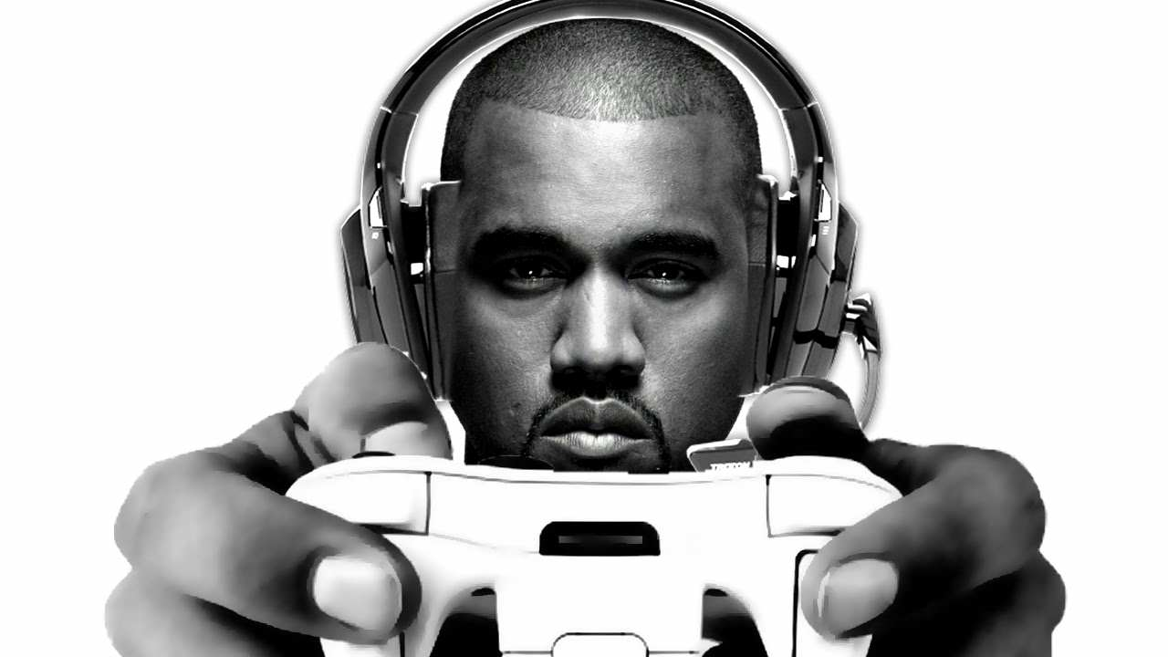 Turns Out Kanye West Once Made A Game About A Giant Penis maxresdefault 1 10