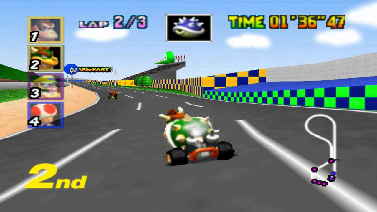 Five Things We All Remember From Mario Kart 64 maxresdefault 11