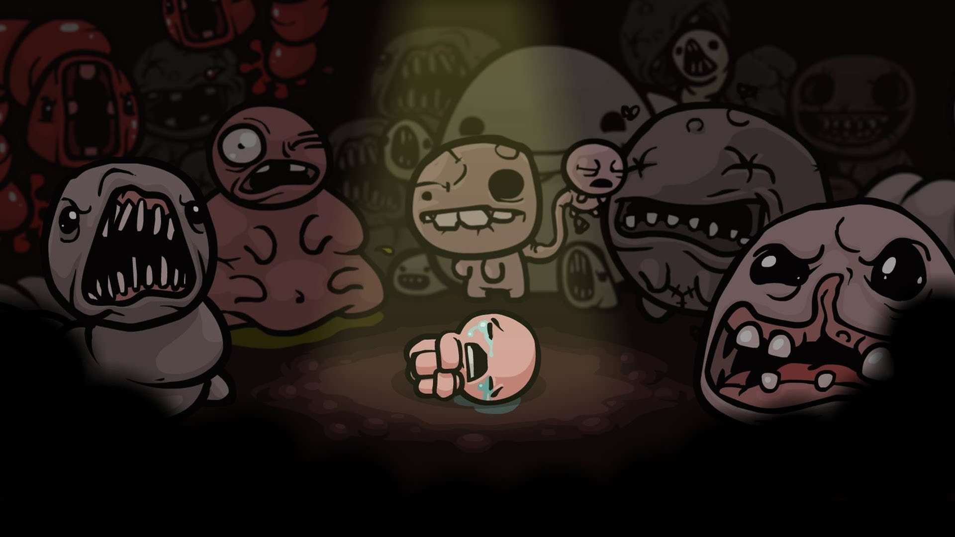 Apple Reject The Binding Of Isaac: Rebirth For Most Ridiculous Reason maxresdefault 13