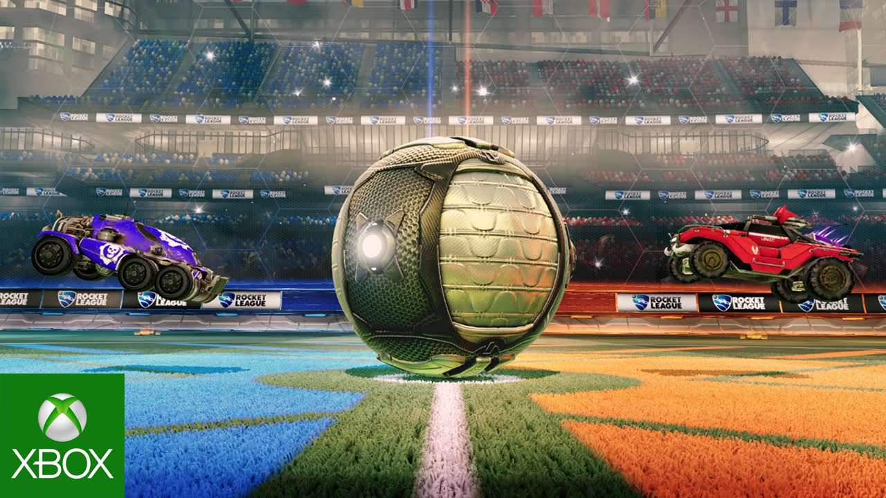 Rocket League Will Be Blasting Onto Xbox One Next Week maxresdefault 16