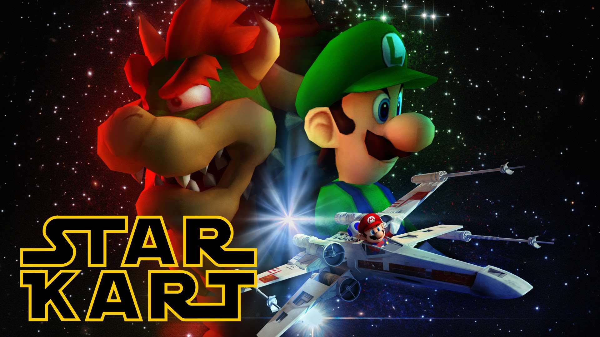 Star Wars And Mario Kart Collide In This Amazing Video maxresdefault 20