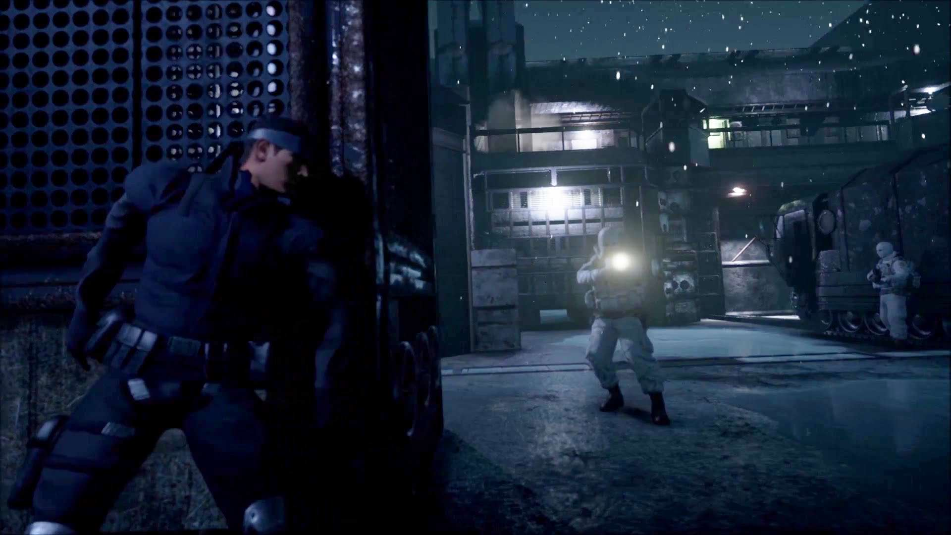 Konami Might Have Just Approved The Metal Gear Solid Fan Remake maxresdefault 9