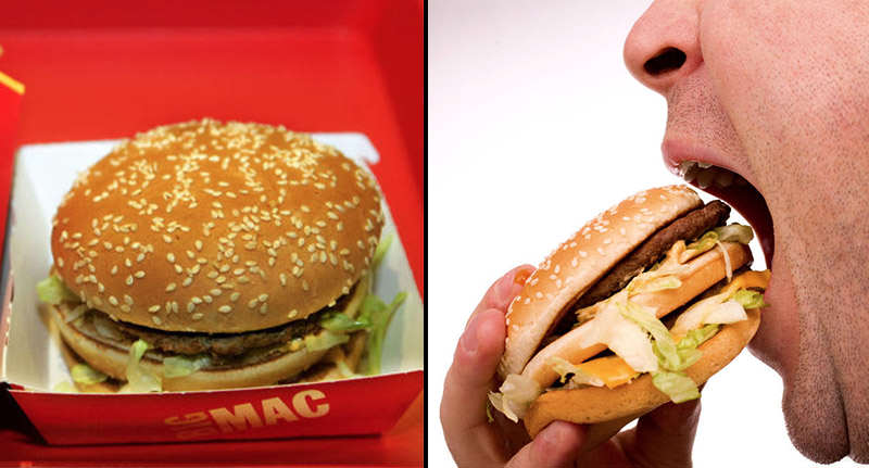 Creative Chef Tricks Food Experts Into Eating McDonald's