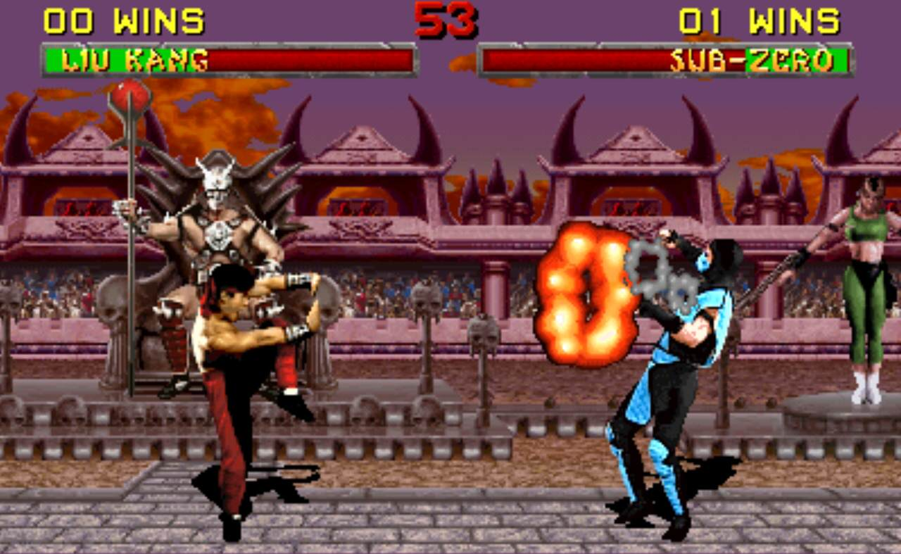 Mortal Kombat Had Hidden Menus Discovered 20 Years After Release mk2 screen2